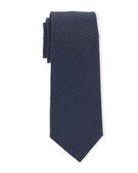 Theory - Blue Roadster Wythburn Silk Tie for Men - Lyst