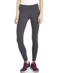 Marc New York | Gray Black Basic Leggings | Lyst