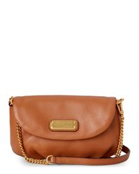 Marc By Marc Jacobs | Brown Maple Q Karlie Shoulder Bag | Lyst