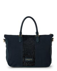 Liebeskind | Dark Blue Esther Tote | Lyst