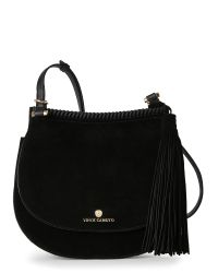 Vince Camuto | Black Aiko Crossbody | Lyst