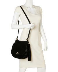 Vince Camuto - Black Aiko Crossbody - Lyst