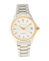 Citizen - Metallic Pa0004-53A Two-Tone Signature Collection Watch - Lyst