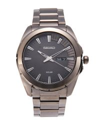 Seiko - Gray Sne419 Grey Watch for Men - Lyst