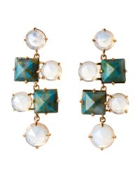 Lele Sadoughi - Metallic Starry Night Earrings - Lyst