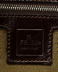 Fendi - Brown Chef Bag - Lyst
