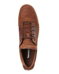 Timberland - Brown Potting Soil Amherst Chukka Sneakers for Men - Lyst
