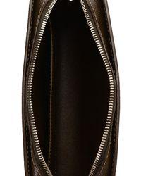 Louis Vuitton - Brown Taiga Pochette Baikal - Vintage - Lyst