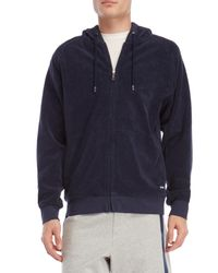Vilebrequin - Blue Hayers Reverse Hoodie for Men - Lyst