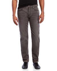 Joe's Jeans - Gray Brixton Straight & Narrow Jeans for Men - Lyst