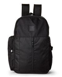 PUMA - Black Thunder Laptop Backpack for Men - Lyst