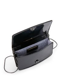 Urban Expressions - Black Luxe Chain Crossbody - Lyst