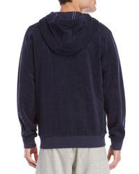 Vilebrequin - Blue Hayers Reverse Hoodie for Men - Lyst