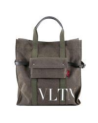 Valentino - Green Handbag - Lyst