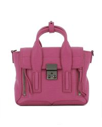 3.1 Phillip Lim - Pink 3.1 Mini Pashli Tote Bag - Lyst