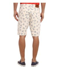 Vivienne Westwood - White Runway Anglomania Asymmetric Jean Shorts for Men - Lyst