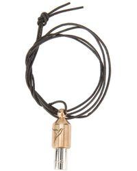 Beryll - Black Love Tuner Necklace - Lyst