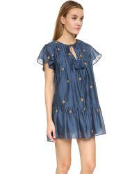 Tularosa - Blue Carson Dress - Lyst