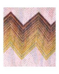 Missoni - Multicolor Short Knit Kaftan - Lyst
