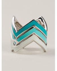Vivienne Westwood - Metallic Farringdon Ring - Lyst