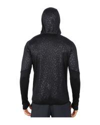 Nike - Black Gpx Knit Full-zip Hoodie for Men - Lyst