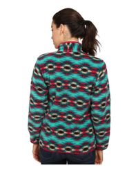 Patagonia | Multicolor Light Weight Synch Snap-t Pullover | Lyst