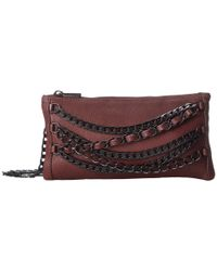 Ash | Purple Domino Chain Crossbody | Lyst
