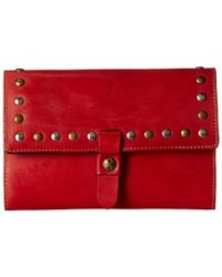 Patricia Nash - Red Colli Flap Wallet - Lyst