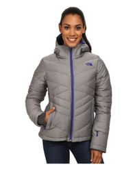 The North Face | Gray Destiny Down Jacket | Lyst