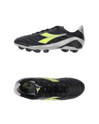 Diadora - Black Low-tops & Trainers for Men - Lyst