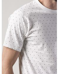 Timberland - White Amos Tshirt for Men - Lyst