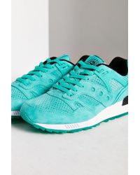 Saucony | Green Grid Sd Premium Sneaker | Lyst
