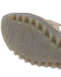 Fly London - Multicolor Yadi Womens Wedge Heel Sandals - Lyst