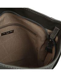 David Jones - Gray Aspen Womens Messenger Handbag - Lyst