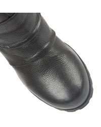 Lotus - Black Korinna Womens Calf Length Boots - Lyst