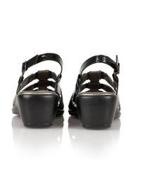 Lotus - Black Lantic Womens Casual Sandals - Lyst