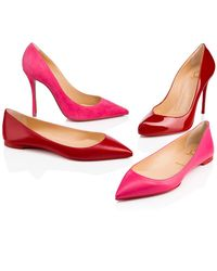 Christian Louboutin | Red Pigalle Follies | Lyst