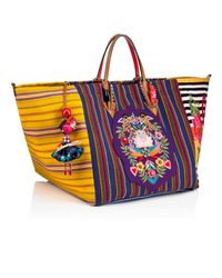 Christian Louboutin - Multicolor Mexiloubi Doll Bag Charm - Lyst