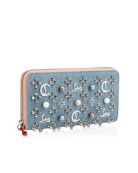 Christian Louboutin - Blue Panettone Wallet - Lyst