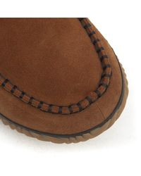 Sorel | Brown Dude Moc Slippers for Men | Lyst