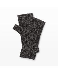 Club Monaco | Black Jayna Knit Glove | Lyst