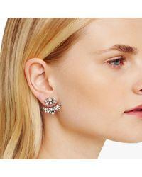 DANNIJO - Metallic Andreas Earring - Lyst