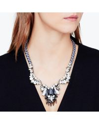 Rada' | Black Ribbon Necklace | Lyst