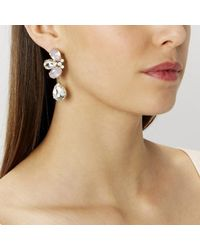 Coast | Natural Gabi Statement Earrings | Lyst