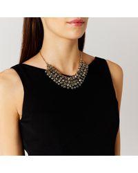 Coast | Metallic Hydra Necklace | Lyst