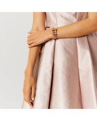 Coast   Multicolor Freya Floral Cuff Bracelet   Lyst