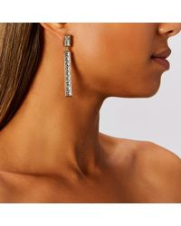 Coast | Metallic Cindy Earrings | Lyst