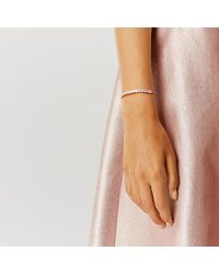 Coast | Metallic Tahlia Friendship Bracelet | Lyst