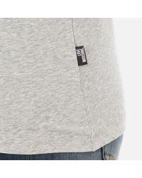 Love Moschino - Gray Women's Love Tshirt - Lyst