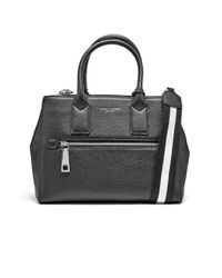Marc Jacobs | Black Women's Gotham Sport Strap Leather Tote Bag | Lyst
